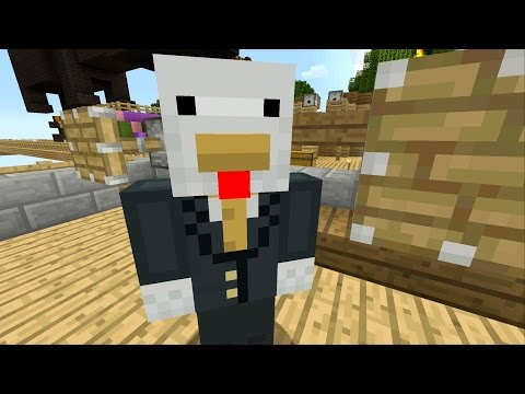 Minecraft Xbox - Sky Den - Land For Sam (67)