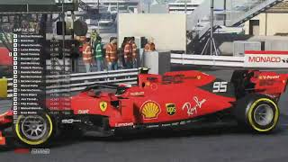 F1 Esports Pro Exhibition Race: Monaco Highlights | Aramco