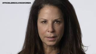 Women committed to problem solving - Nancy Jacobson