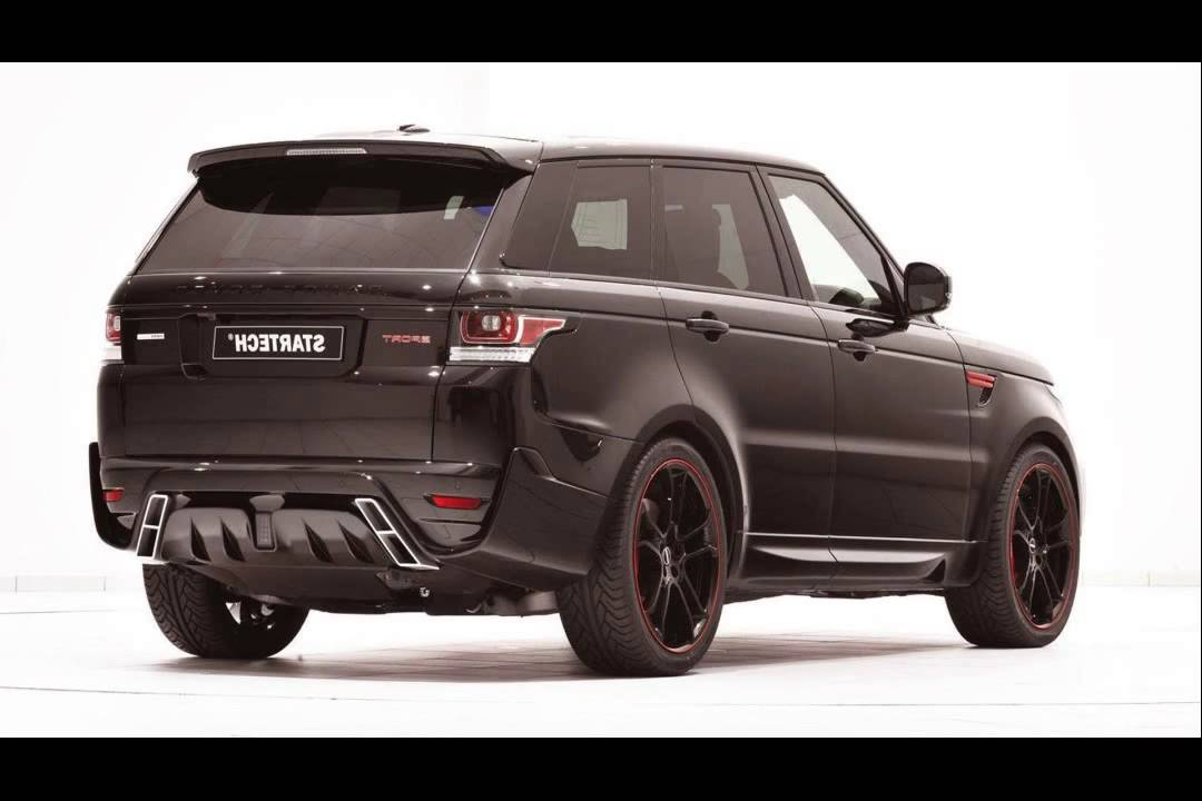 2015 Model Startech Range Rover Sport Youtube