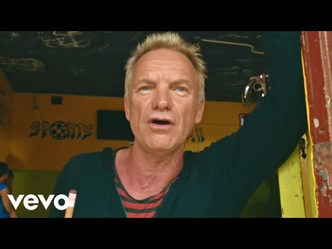 Mix - Sting, Shaggy - Don't Make Me Wait (Official)