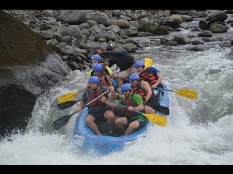 Whitewater Rafting Sarapiqui River 2015-1227