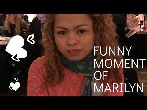 FUNNY MOMENT OF MARILYN@Det Ny Teater|THEATRE IN COPENHAGEN DENMARK