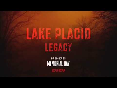 LAKE PLACID LEGACY Official Trailer 2018