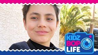 KIDZ BOP Life: Vlog # 10 - Shane's Hometown of Las Vegas