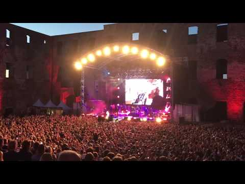 Håkan Hellström - Din tid kommer @ Borgholms slottsruin Öland 2017