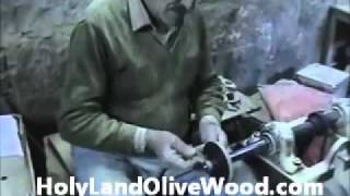 Bethlehem Olive Wood Carvings