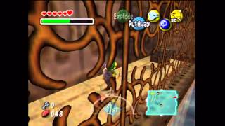 Stone Tower Temple Walkthrough (With Stray Fairies) - The Legend of Zelda: Majora