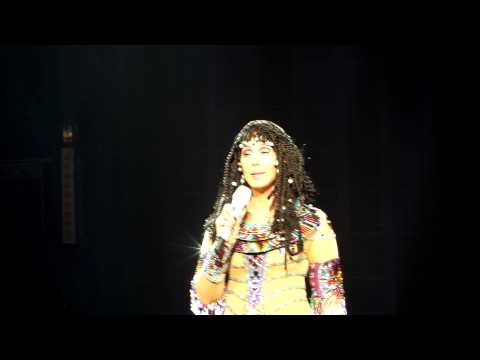 Cher - Strong Enough + Chat - Live in Montreal, April 25, 2014