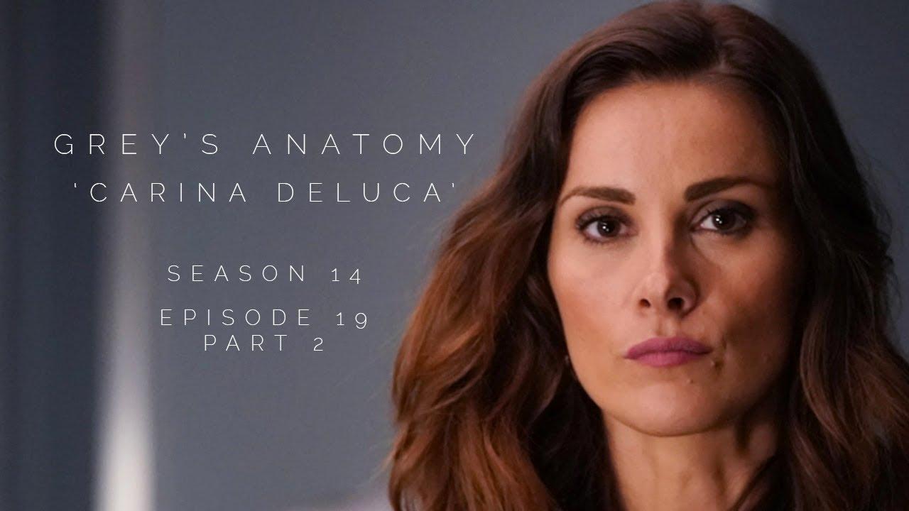Download Stefania in Grey's Anatomy S14E19 pt.2 as 'Carina DeLuca'