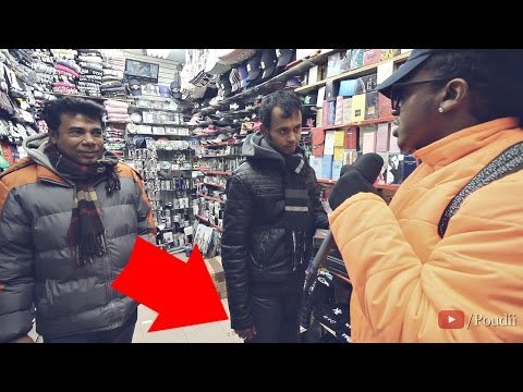 TROLLING SCAMMERS IN CHINATOWN