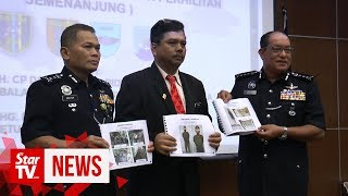 Eight more arrested for poaching under Op Khazanah, bringing total detained to 46