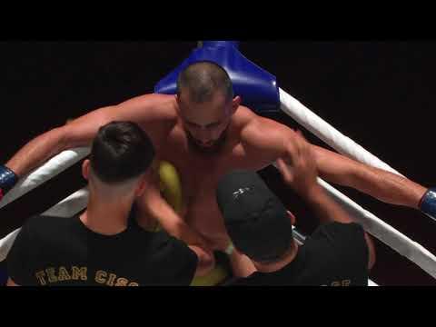 IFC 10 - Jabrail Dulatov vs. Thorsten Jakobs