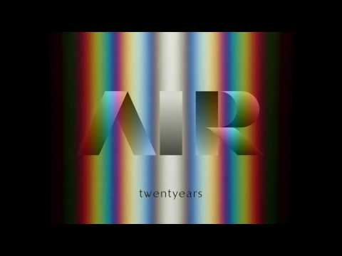 AIR - Moon Fever (Official Audio)
