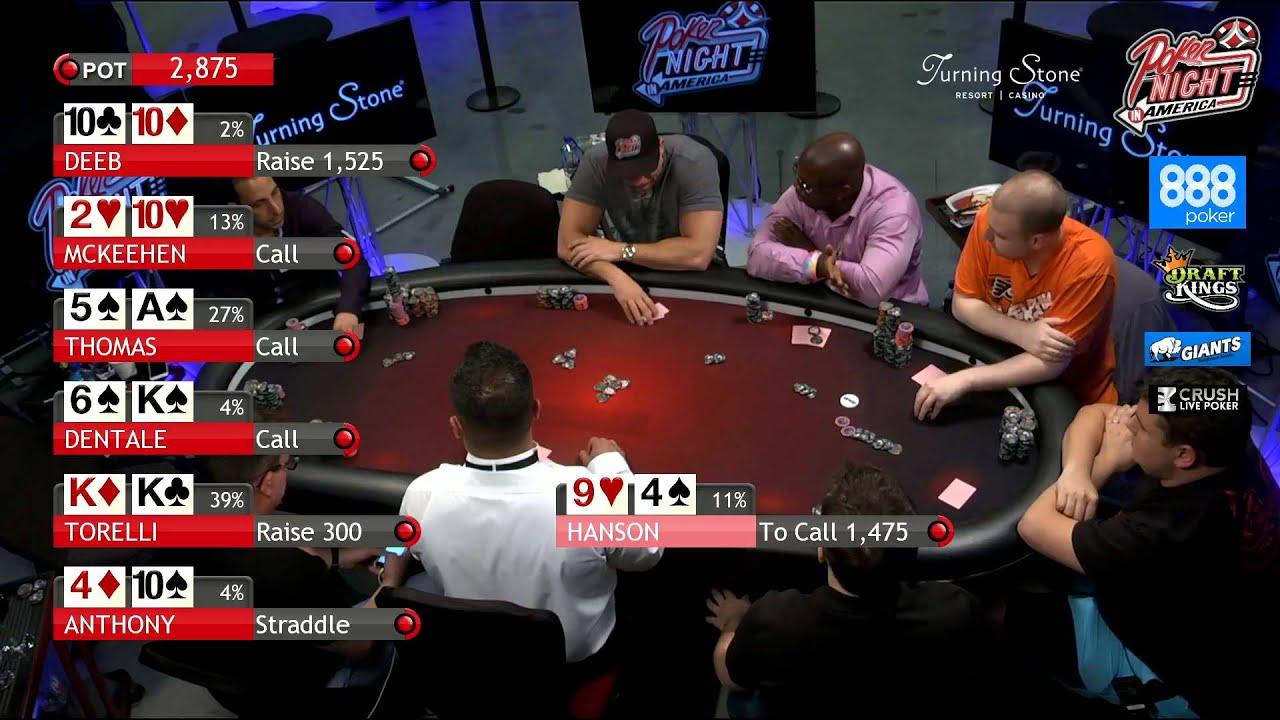 live online casino american poker