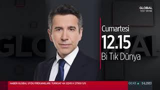 HABER GLOBAL TV | TÜRKSAT'TA YAYINDA | 12245 H 27500 5/6