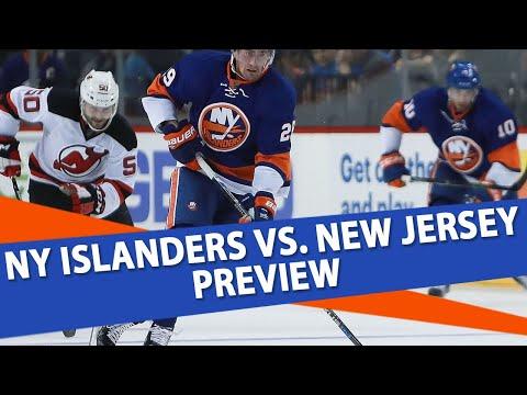 NY Islanders vs. New Jersey | Ice Guys | Free NHL Pick