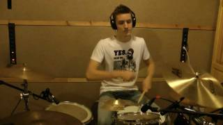 American idiot-Green Day Drum cover by-Blaise