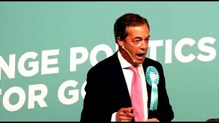 Nigel Farage: An Uplifting Message - Brexit Party Rally for Democracy, Bolton, 20.05.2019
