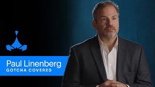 Paul Linenberg - Gotcha Covered   Scorpion Testimonial