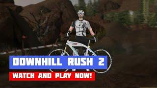Downhill Rush 2: Power Stroke · Game · Gameplay