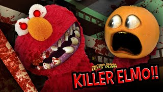 KILLER ELMO! | Puppet