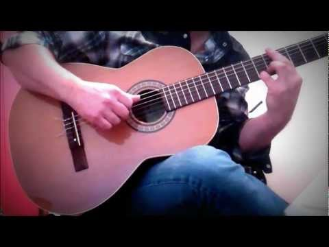 (Chet Atkins) Vincent, as performed by Canadian Guitairst, Wayne Janssen