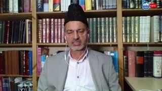 """""""Kur'an-ı Kerim son şeriat kitabıdır"""" demişsiniz. Mirza Gulam Ahmed'in eserleri kutsal değil midir?"""
