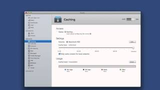 Apple Caching Server - NerdOwls