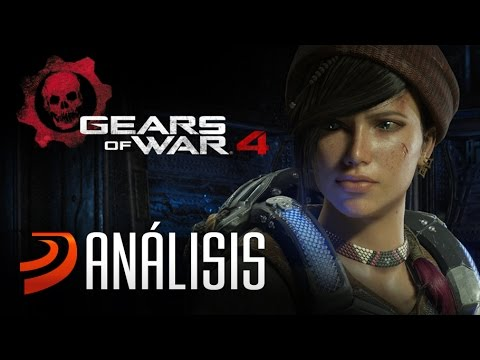 GEARS OF WAR 4: Análisis, gameplay, review y nota