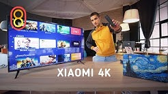 Самый дешевый 4K-телевизор Xiaomi — обзор!