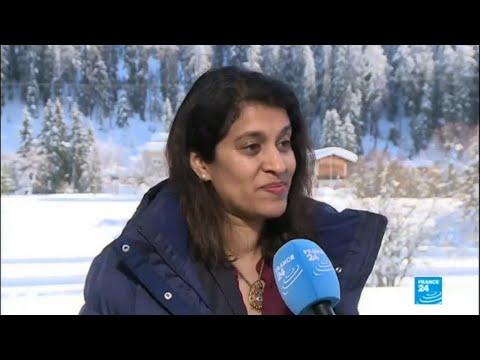 Davos 2018: Blockchain frenzy hits global elite