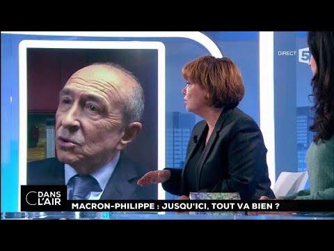 Macron - Philippe : Jusqu'ici, tout va bien ? #cdanslair 19.01.2017