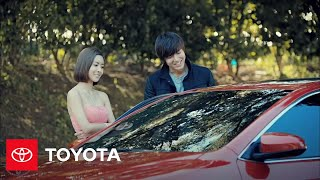 "Video 2012 Camry: ""The One and Only"" with Lee Min Ho - Season 1, Ep 4 (English) 