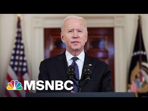President Biden Could Meet With President Putin In Geneva In June