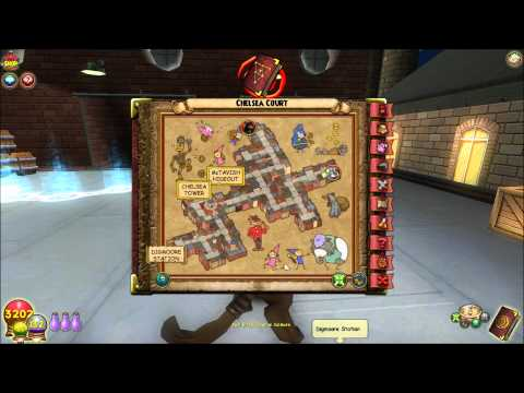 How To: Quickly And Easily Find Scrap Iron In Wizard101