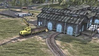Drugie biuro budowy kolei - W&R Soviet Republic S02E18