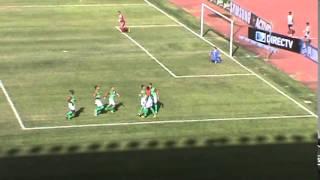 VÍDEO gol Over García Caracas FC 0 Estudiantes de Mérida 1 #FutVe