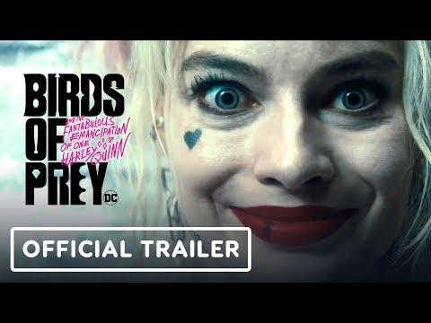 Birds Of Prey - Official Trailer 2 (2020) Margot Robbie, Ewan McGregor