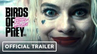 Birds of Prey - Official Trailer 2 (2020) Margot Robbie, Ewan McGregor