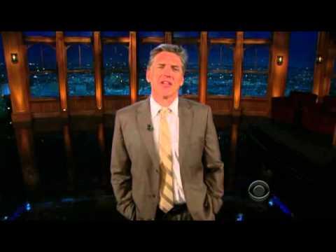 Late Late Show with Craig Ferguson 5/26/2010 Antonio Banderas, Paula Poundstone