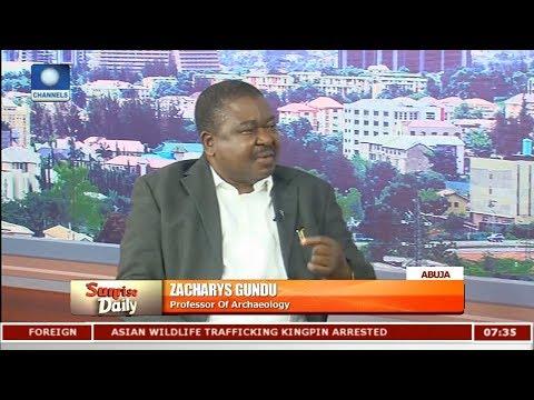 Independent Nigeria Not A Feudal System - Zacharys Gundu Pt 2 | Sunrise Daily |