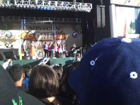 Michael Copon Dancing At One Kapamilya Go
