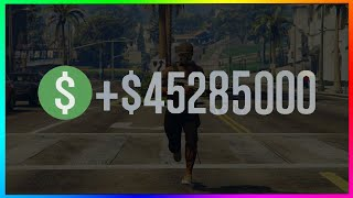 ALL PLAYERS CAN DO THIS SOLO GTA 5 MONEY GLITCH.. (unlimited money)