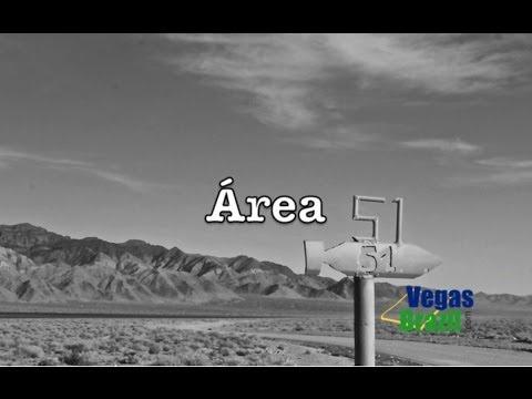 Area 51- a misteriosa área perto de Las Vegas - Nevada