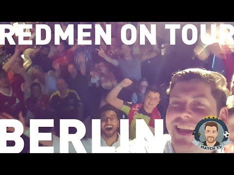BOSSING IT IN BERLIN: Hertha Berlin 0-3 Liverpool
