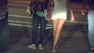 Undercover effort against prostitution