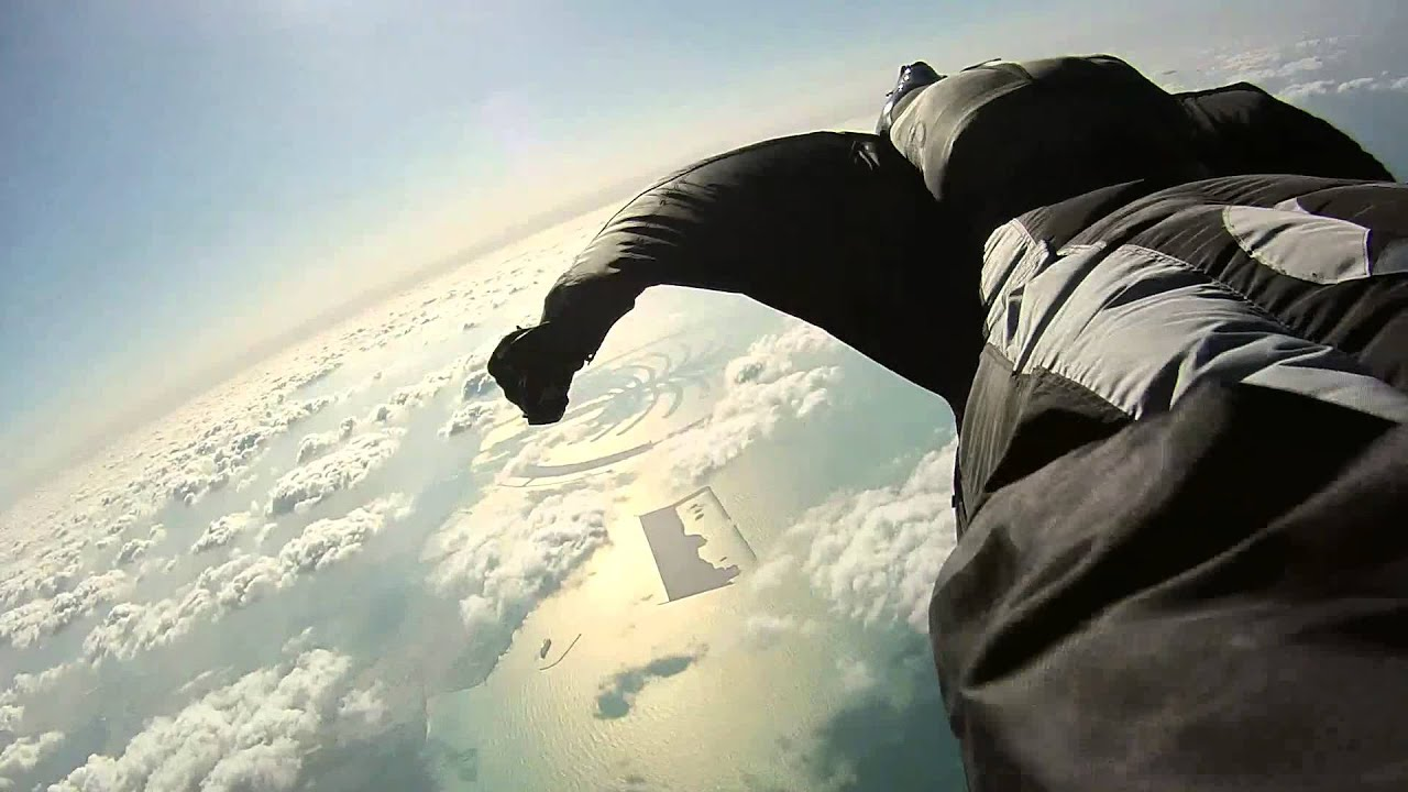 Wingsuit Timelapse Photography In Dubai Behind The Scenes Youtube