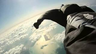 Wingsuit & Timelapse Photography In Dubai: Behind The Scenes