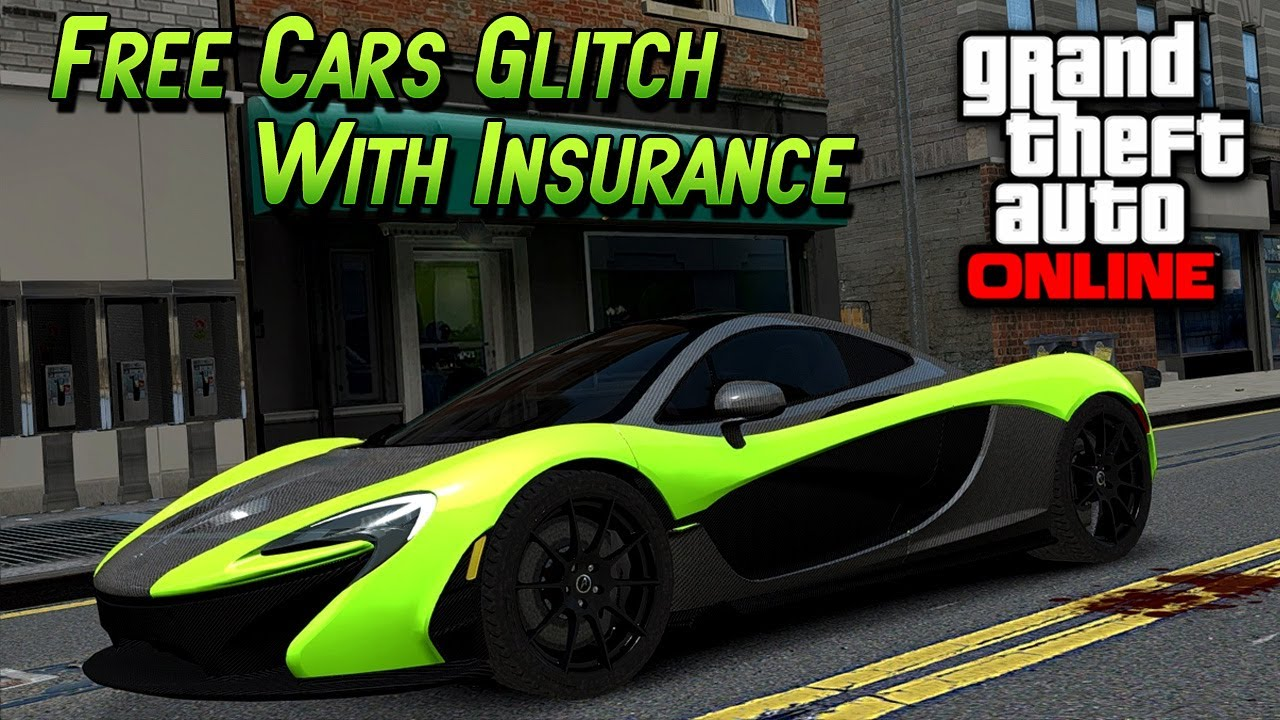 How To Buy Car Insurance Gta  Online